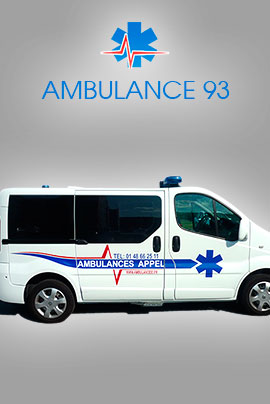 Ambulance seine saint denis